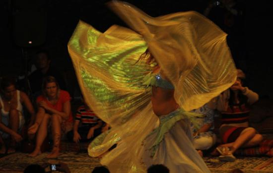 Belly Dance performance in Dubai